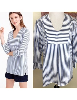 Thomas Mason For J. Crew Striped Tunic Top 8 by J. Crew