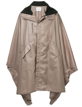 Oversized Raincoat by Ambush