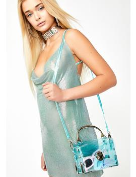 Clearly Into You Sparkle Bag by Horoscopez