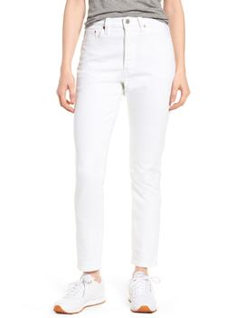Levi's(R) 501(R) High Waist Skinny Jeans (In The Clouds) by Levi's