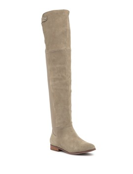 Robin Over The Knee Suede Boot by Chinese Laundry