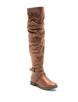 Nina Over The Knee Boot by Carlos By Carlos Santana
