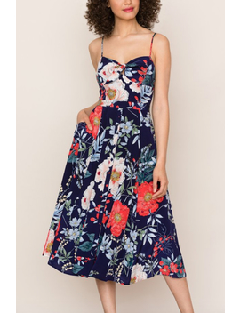 Pretty Woman Floral Dress by Y&I Clothing Boutique, Marina