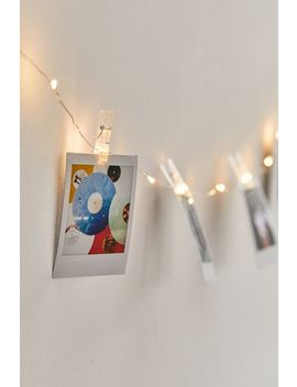 Mod Clips String Lights by Urban Outfitters