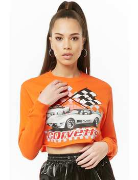 Corvette Crop Top by Forever 21