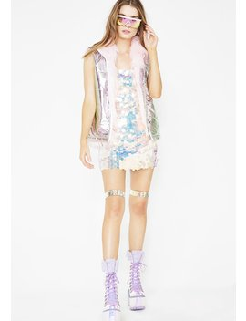The Big Bang Sequin Dress by Salty