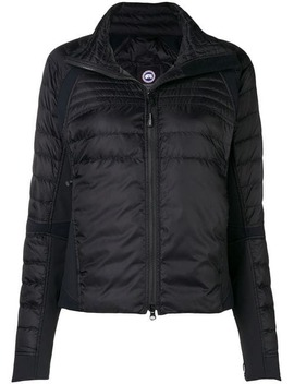 Hooded Fitted Jacket by Canada Goose