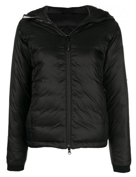 Hooded Puffer Jacket by Canada Goose