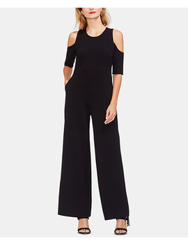 Cold Shoulder Jumpsuit by Vince Camuto