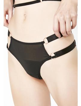 Entwine Wide Side Thong by Malice