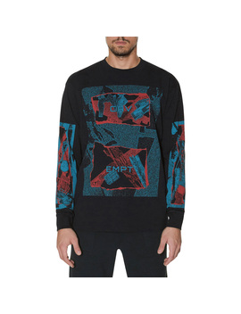 Your Business Long Sleeves T Shirt Black by Cav Empt