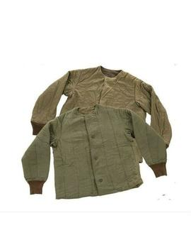 Czech Army Surplus Cold Weather Under Jacket Liner   New / Unissued / Vintage ? by Ebay Seller