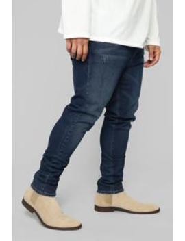 Kodak Skinny Jeans   Dark Wash by Fashion Nova