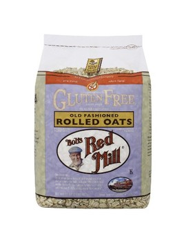 Bob's Red Mill Gluten Free Old Fashioned Rolled Oats   32oz by Bob's Red Mill