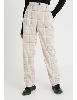 Babsan Trousers   Trousers by Monki