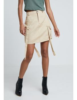 Utility Skirt   A Line Skirt by Missguided