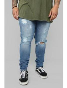 Jeremi Skinny Jeans   Medium Wash by Fashion Nova