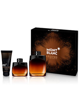 Men's 3 Pc. Legend Night Gift Set, A $188 Value by Montblanc