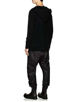 Padded Track Pants by Rick Owens