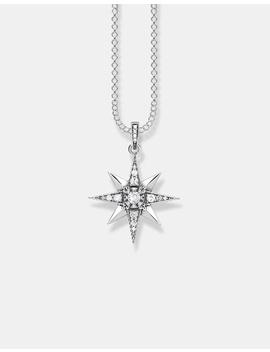 Kingdom Of Dreams Star Necklace by Thomas Sabo