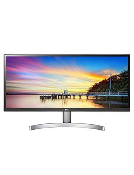 """Lg 29 Wk600 W 29"""" Ultra Wide 21:9 Ips Monitor With Hdr10 And Free Sync (2018) by Amazon"""