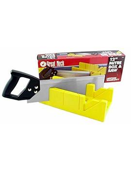 Great Neck Bsb14 14 Inch Miter Box & Saw by Great Neck