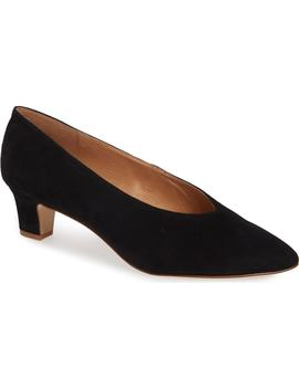 Etta Pointy Toe Pump by Madewell