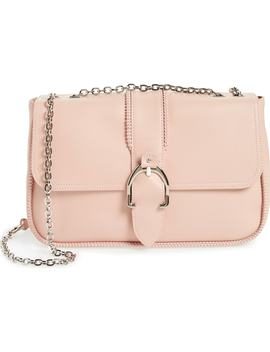 Medium Leather Shoulder/Crossbody Bag by Longchamp
