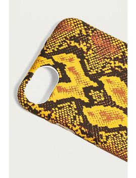 Snakeskin I Phone 6/6s/7/8 Case by Urban Outfitters