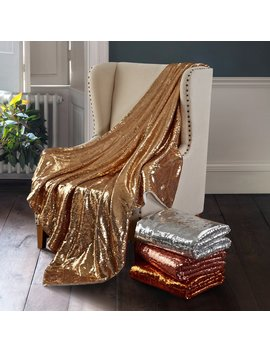 Sequin Throw By Mainstays by Hayneedle