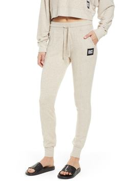 Contrast Rib Lounge Jogger Pants by Ivy Park®
