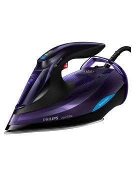 Philips Gc5039/30 Azure Elite Steam Iron, Purple by Philips