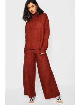 Premium Heavy Knitted Athleisure Set by Boohoo
