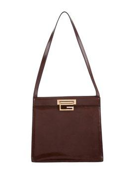 Vintage Logo Shoulder Bag by Gucci