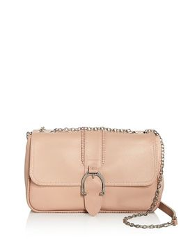 Amazone Medium Leather Crossbody by Longchamp