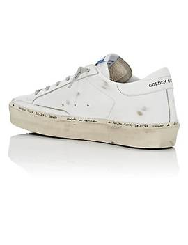 Women's Hi Star Leather Sneakers by Golden Goose