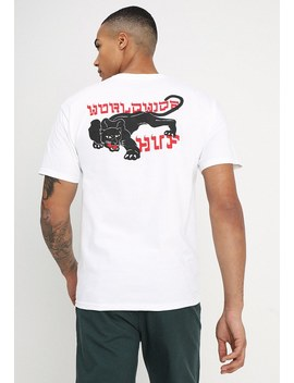 Burmese Tee   T Shirt Con Stampa by Huf