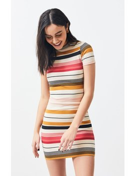 Billabong Stay Golden Dress by Pacsun
