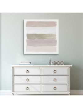 Soft Brushstrokes Canvas Art Print by Kirkland's