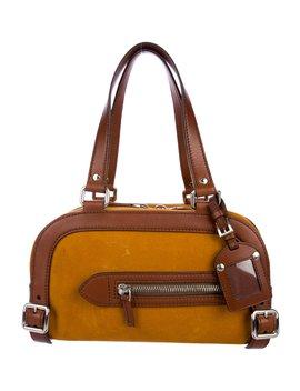 Scamosciato Bowler Bag by Prada