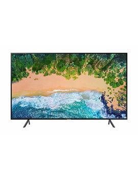 "Samsung Un50 Nu7100 Fxzc 50"" 4 K Ultra Hd Smart Led Tv (2018), Charcoal Black [Canada Version] by Amazon"