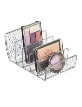 Acrylic Palette Cosmetic Make Up Beauty Vanity Holder Organiser Eyeshadow Rack by Ebay Seller