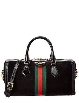 Gucci Ophidia Medium Leather Shoulder Bag by Gucci