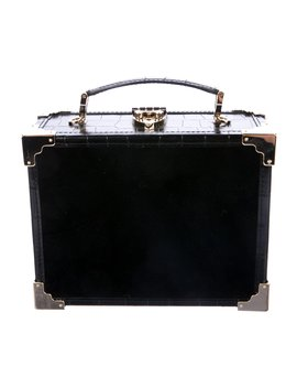 2016 Mini Trunk Clutch by Aspinal Of London
