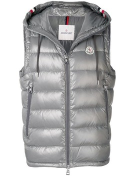 Lanoux Hooded Gilet by Moncler
