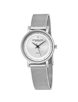 Stuhrling Original Women's Lady Casatorra Elite Diamond Swiss Quartz Bracelet Watch by Stuhrling Original