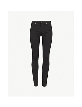 Prima Cigarette Mid Rise Jeans by Ag
