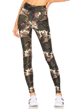 Camo Yoga Pant by The Upside