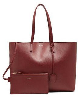 Cabas En Cuir East West Medium by Saint Laurent