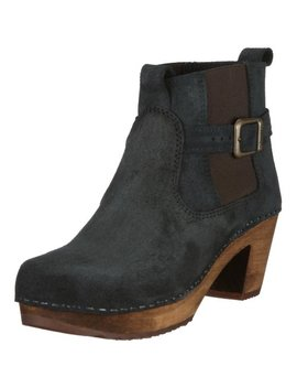 Sanita Women's Wood Peggy Sue Ankle Boots by Sanita